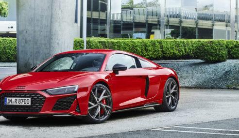 Encore plus de fun pour l'Audi R8 performance RWD