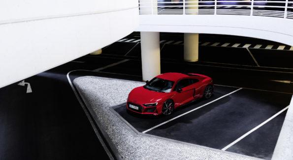 Audi R8 Coupé V10 performance RWD